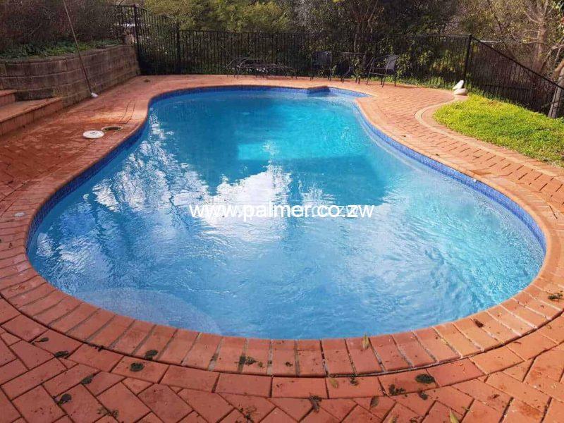 swimming pool construction services Harare Zimbabwe palmer